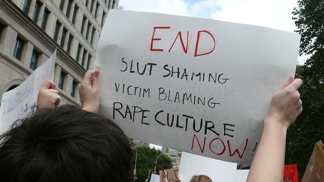 End Slut Shaming