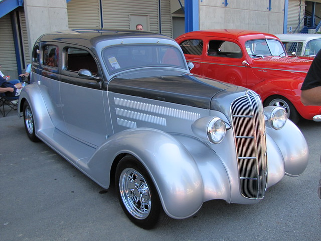 1936 dodge 4 door sedan flickr photo sharing