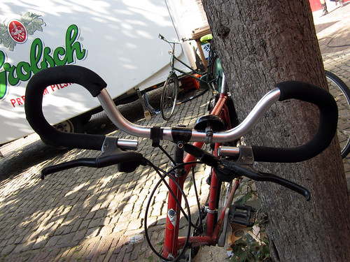 Butterfly handlebars, Dutch style