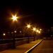 Bar Harbor Wharf @ Night by wilrems
