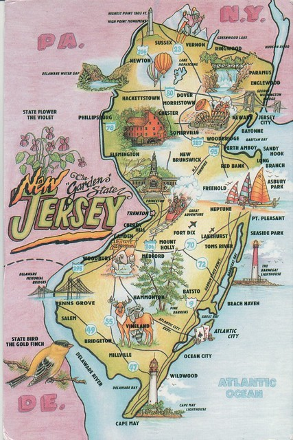 New Jersey The Garden State Flickr Photo Sharing