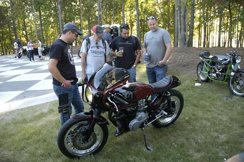 Barber Vintage Motorcycle Festival 2011