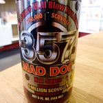 357 Mad Dog Hot Sauce - Berlin