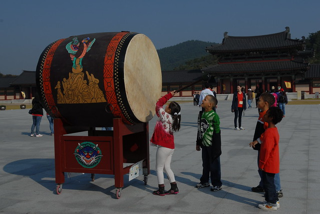 Baek Je Cultural Festival, Bu Yeo-Gun, South Korea - 111007