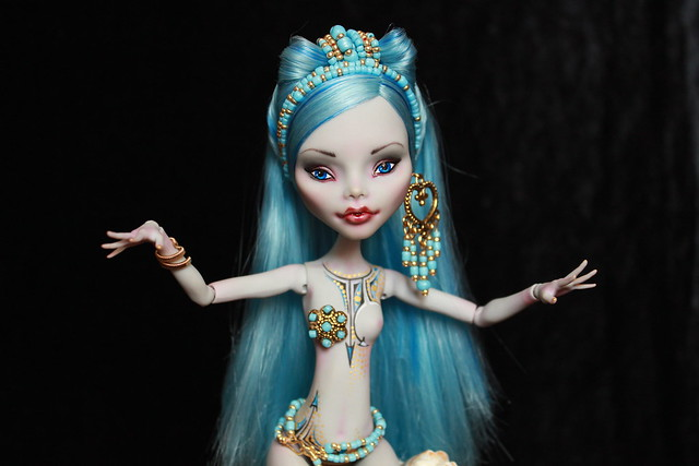 Custom Monster High
