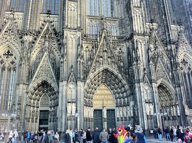 Catedral de Colonia, Kölne Dom qué hacer en colonia - 6249157304 1c252b38e5 z - Qué hacer en Colonia, Alemania