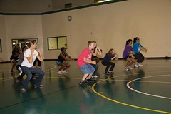 zumba(0.0), sports(0.0), event(1.0), performing arts(1.0), entertainment(1.0), dance(1.0), person(1.0), physical exercise(1.0), choreography(1.0),