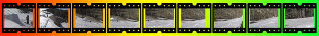wes road gap film strip