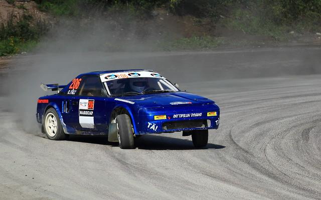 Rallicross Finnish Championship 2011 Hyvinkää Autocross Class
