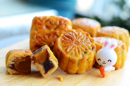 Happy Mooncake festival 中秋節快樂!!