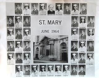 St. Mary Magdalen de Pazzi Grade School, Philadelphia PA