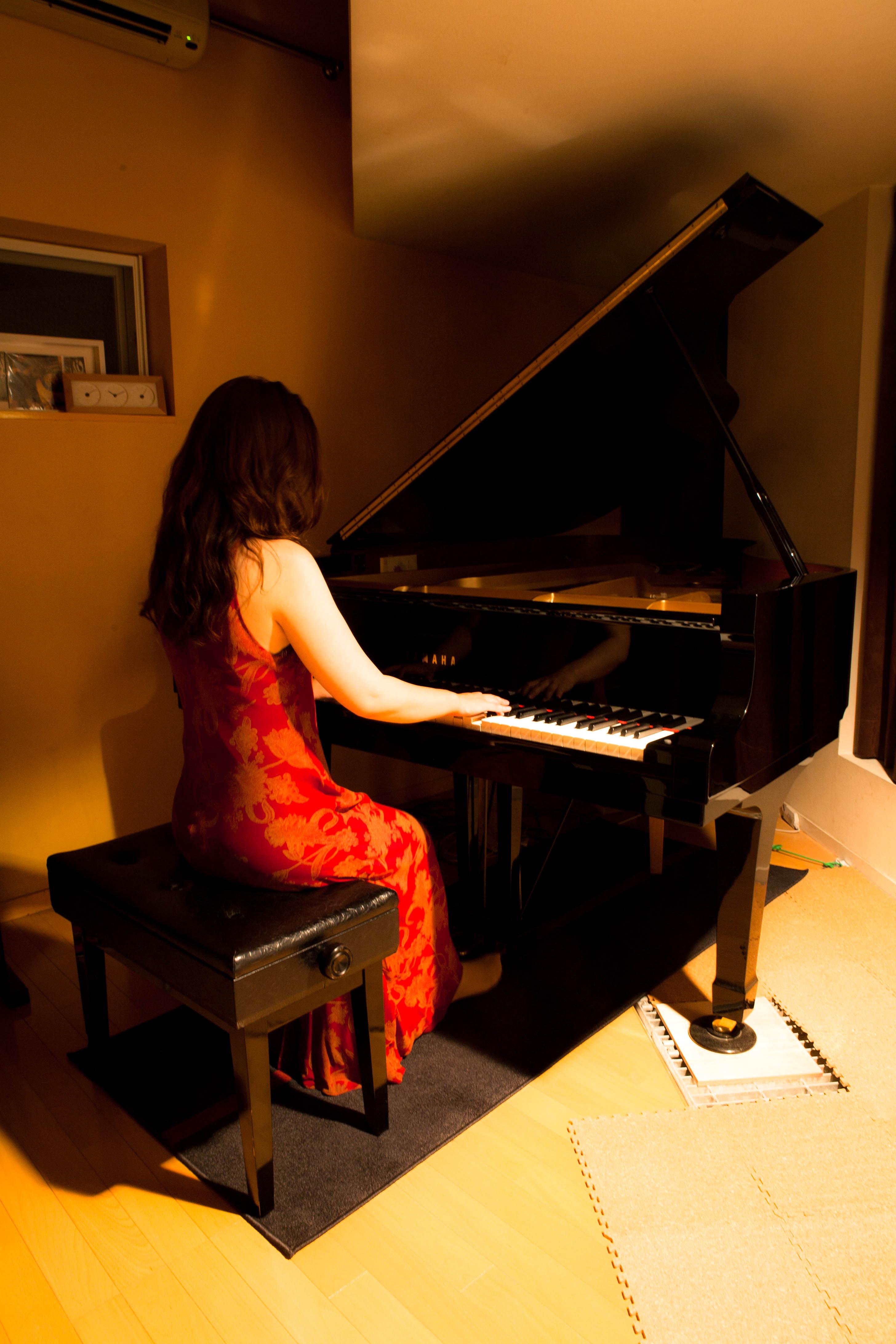 20110917 ピアノ撮影