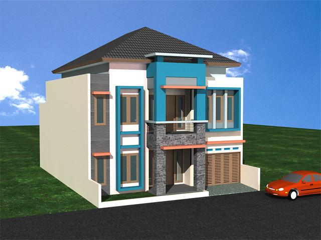 desain rumah minimalis karawaci tangerang flickr photo