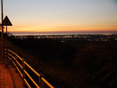 morning sea sky sunrise lumix riviera mare estate alba rimini agosto cielo aurora g2 risingsun romagna mattina 2011 rivieraromagnola covignano micro43 lumixg2