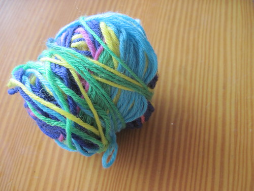 Mystery Yarn