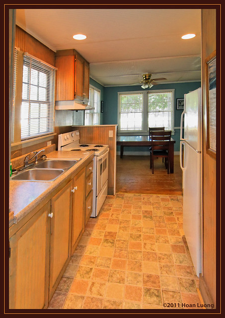 Kitchen alley view from main entrance | Flickr - Photo ...