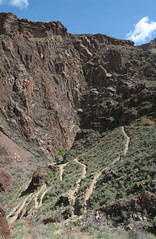 Grand Canyon National Park: Bright Angel Trail 3271