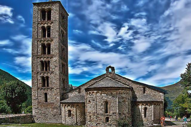 Iglesia de San Clemente de Taüll