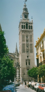 Seville, Giralda tower