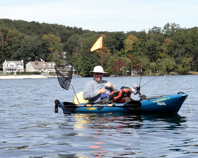 Fishing kayak lake hopatcong new jersey flickr photo for Fishing lakes in nj