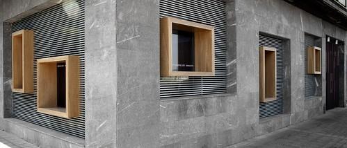 Reforma de local para estudio de arquitectura dise o - Estudios de arquitectura coruna ...