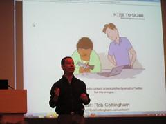 My Talk at Social Media Week Vancouver 2011 (Blogging Summit)