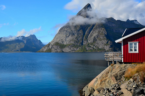 Haus am fjord tobbis blog for Norwegen haus