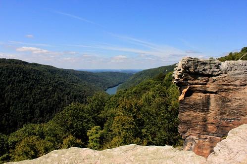 forest hiking overlook picnik coopersrock stateforest coopersrockstateforest ravensrockoverlook