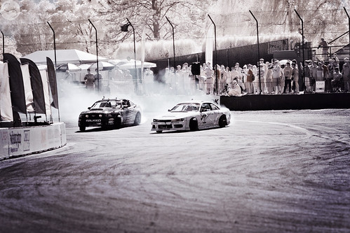Infrared Drifting