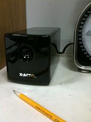 X-Acto 1744 heavy-duty electric pencil sharpener