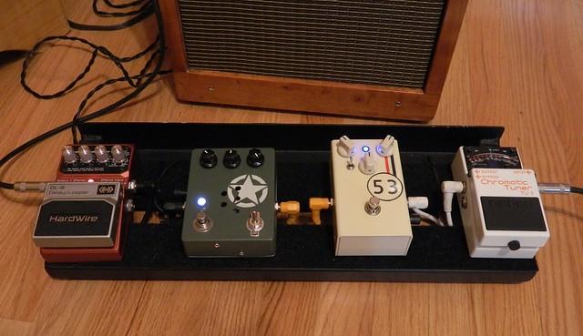 show us your pedal board page 171 telecaster guitar forum. Black Bedroom Furniture Sets. Home Design Ideas