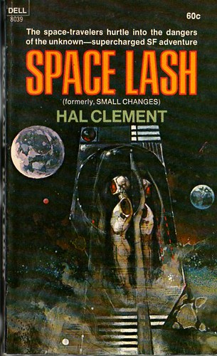 Space Lash by Hal Clement