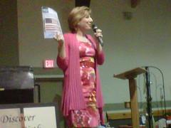 Sheila Wray Gregoire speaking