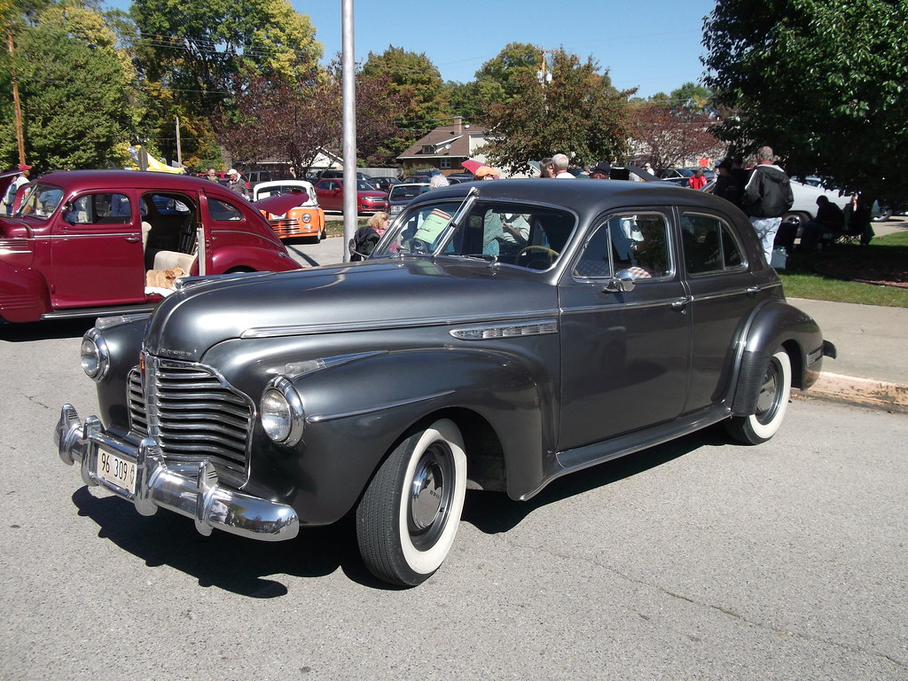 1941 buick super 4 door a photo on flickriver for 1941 buick 4 door sedan