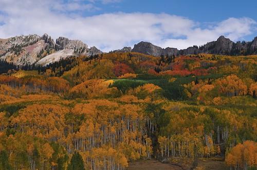 colorado fallfoliage aspens keblerpass coloradofallcolors