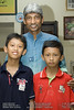 Datuk K Rajagopal and my sons