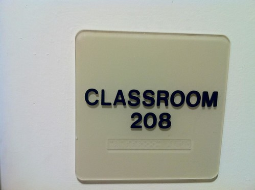 Room 208 at Wells Elementary in Maine