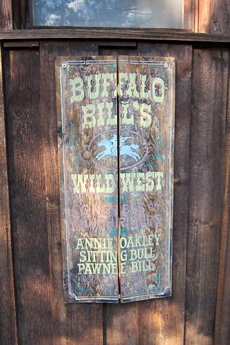 Colorado - Golden: Buffalo Bill Museum and Grave - Buffalo Bill's Wild West