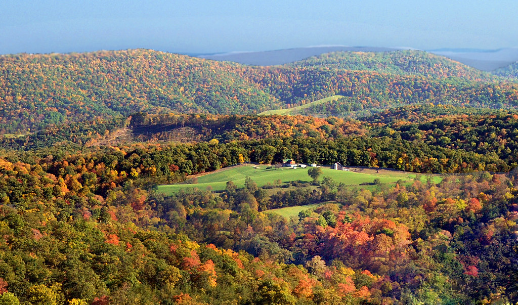 Early Fall in Western Maryland