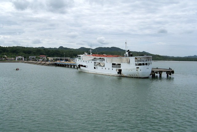 Cataingan port and Lapu-Lapu Ferry 1