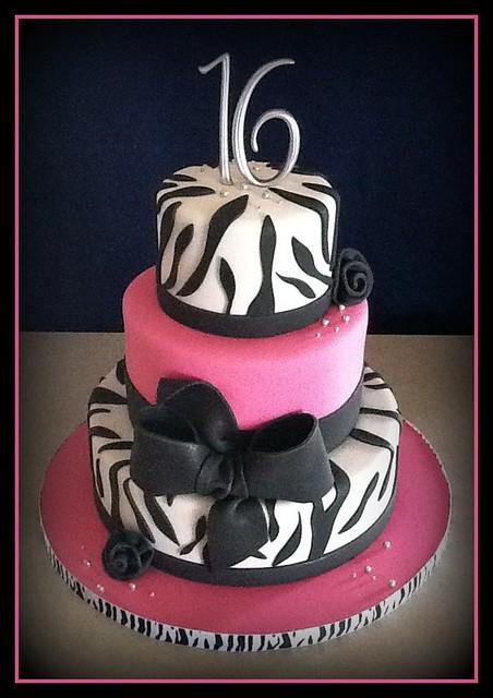 Sweet 16 Cake Flickr Photo Sharing