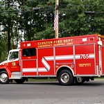 Emergency Support Unit Truck, Closter Fire Department, New Jersey