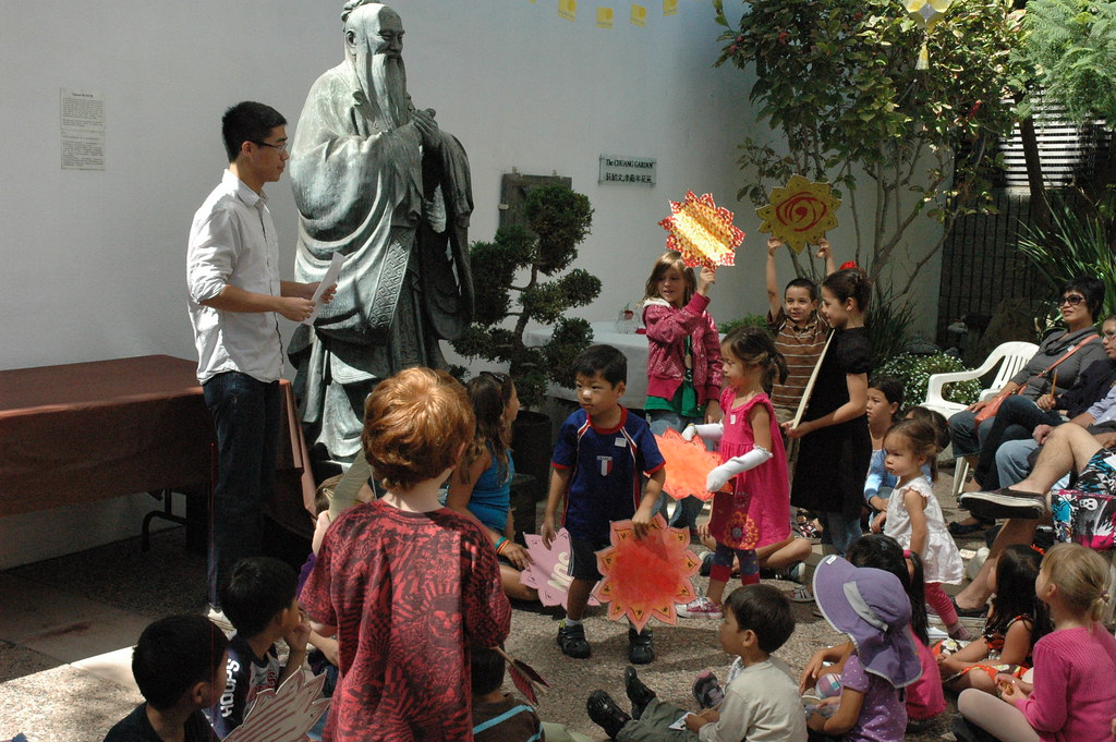 Family Moon Festival at the San Diego Chinese Historical Museum