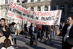 Indignants Demonstration (03) - 15Oct11, Paris (France)