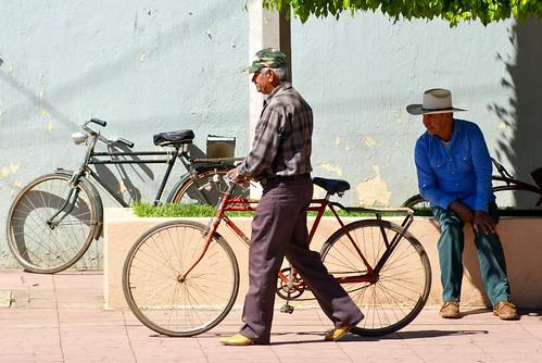 Acatic, Jalisco.....pueblo bicicletero
