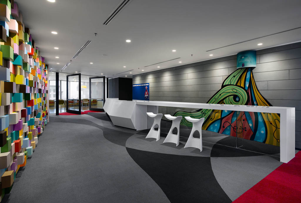 creative office designs. Creative Office Design By M Moser Associates Designs