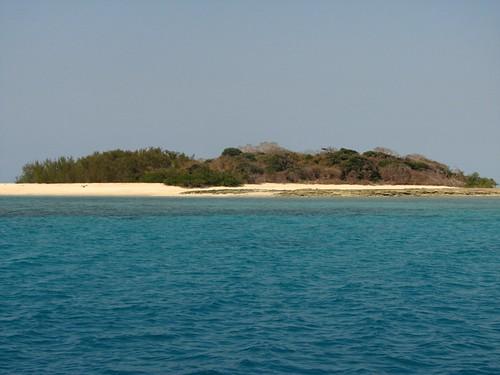 "Hannibal Island, australia from the book ""Le isole lontane"" by Sergio Albeggiani"