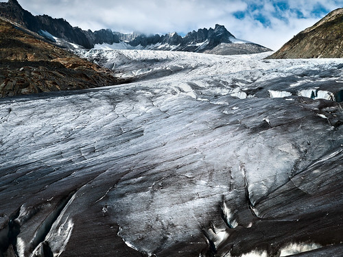 Rhonegletscher, Swiss Alps