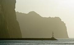Heimay harbor morning