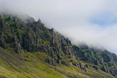 Cliffs near campsite